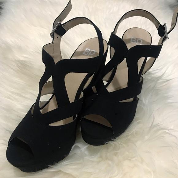 59c3bcf3b4 bp Shoes | Sunny Platform Wedge | Poshmark
